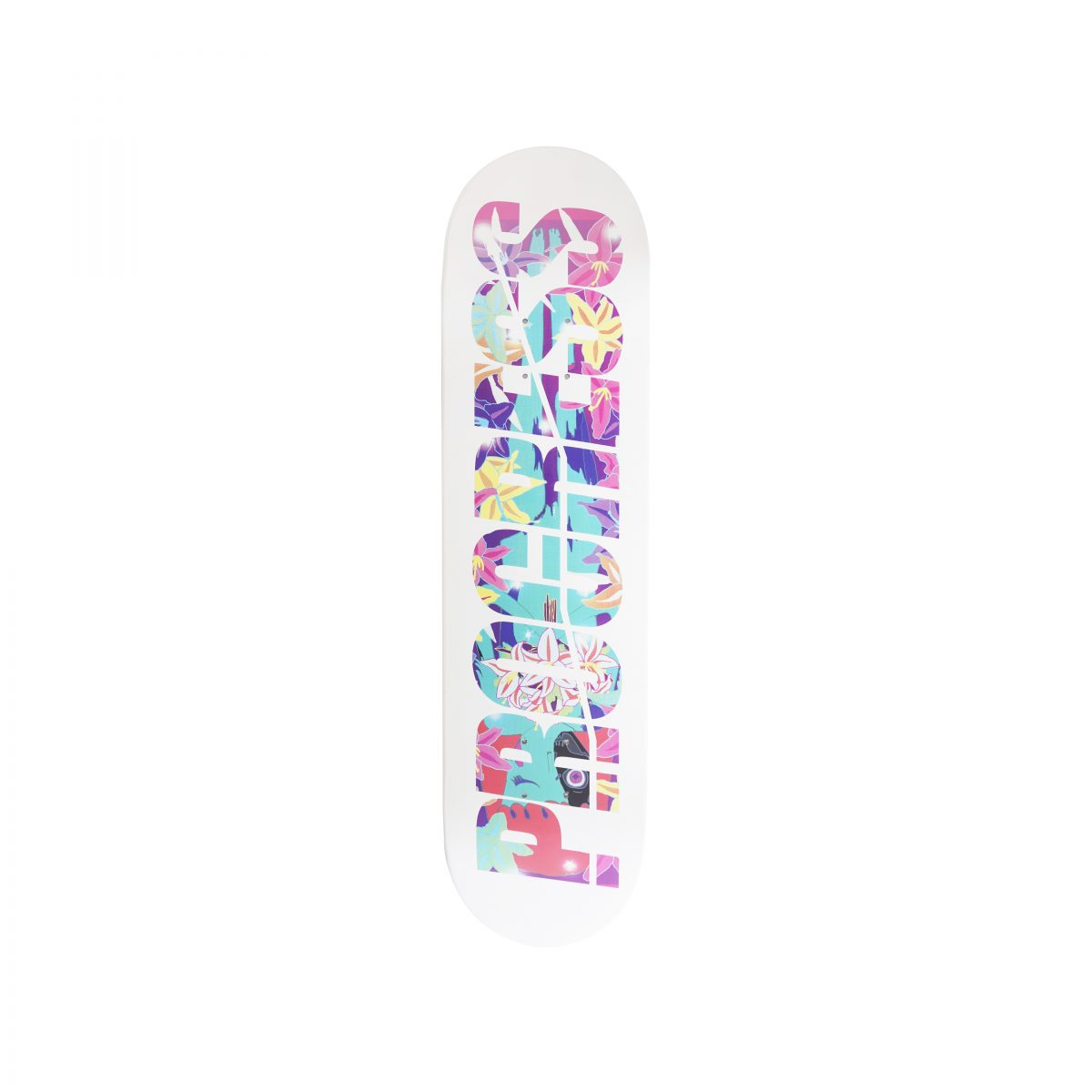 YEOKAA FOR PROGRESS® SKATE DECK