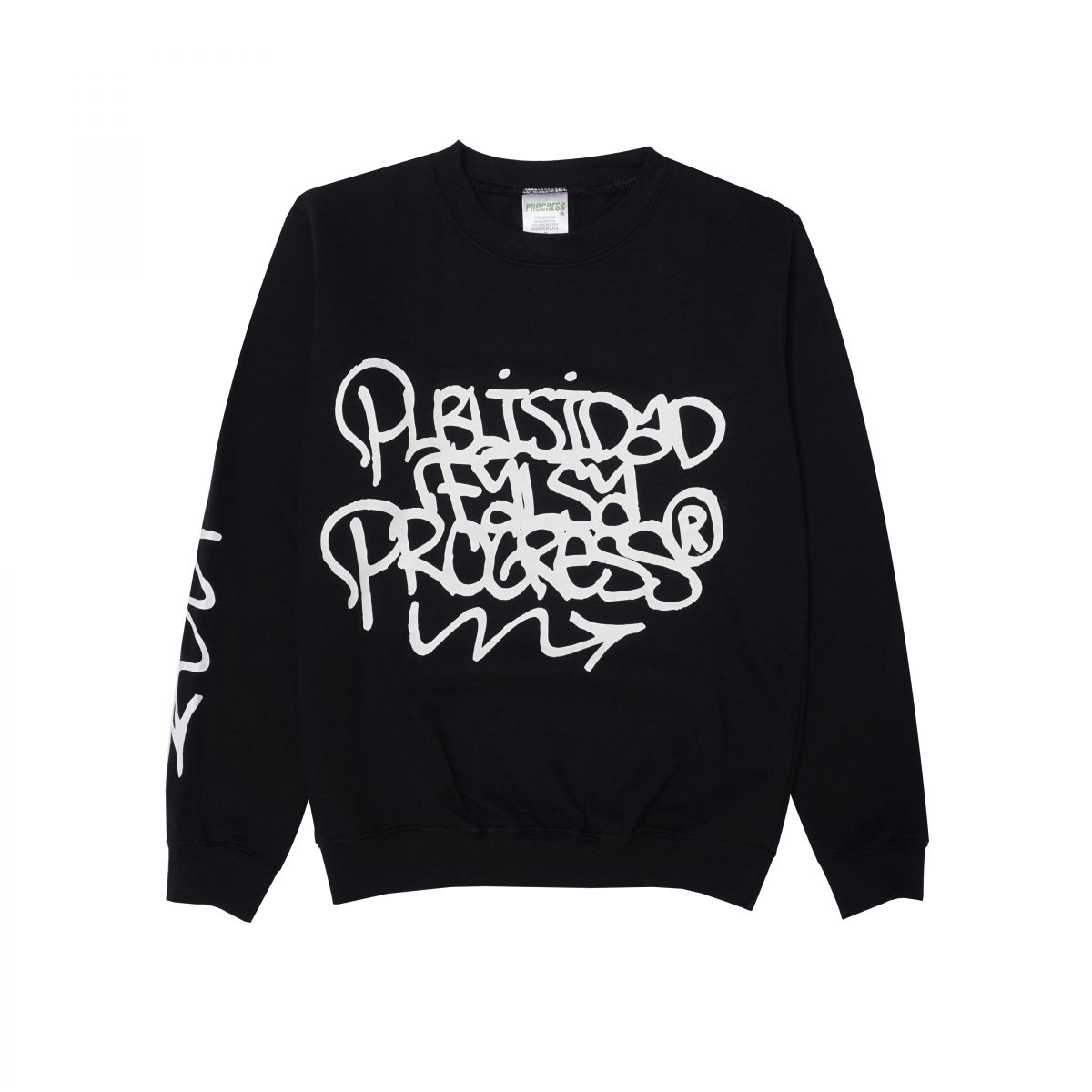 NUNO FOR PROGRESS® SWEATSHIRT BLACK