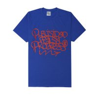 NUNO FOR PROGRESS® TEE BLUE