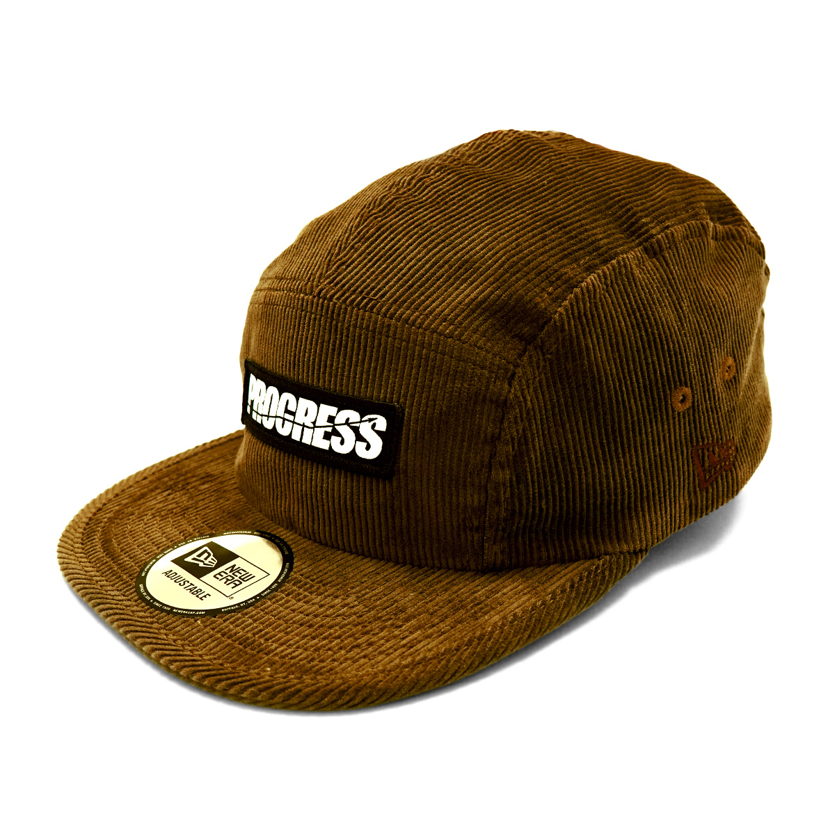 NE CAP CAMPER BROWN