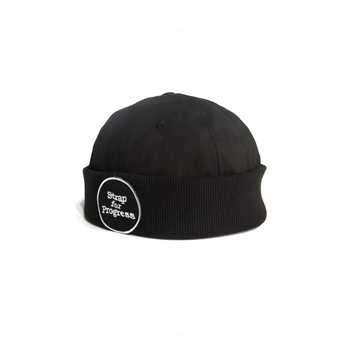 STRAP SKULL CAP