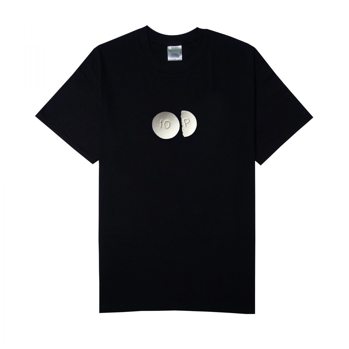 Oxy Pill Front Tee