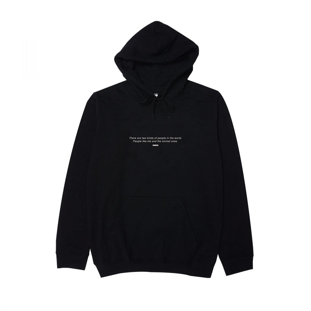 There are Two Hoodie