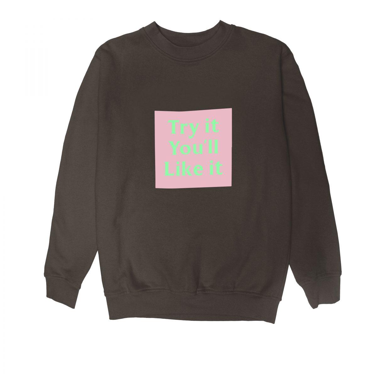 Try it Sweater